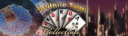 Solitaire Twist Collection screenshot