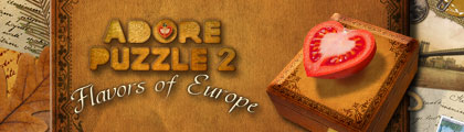 Adore Puzzle 2 - Flavors of Europe screenshot