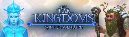 The Far Kingdoms Winter Solitaire screenshot