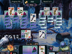 The Far Kingdoms Winter Solitaire thumb 1