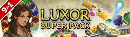 Luxor Super Pack screenshot