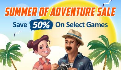 Summer Of Adventure Sale