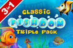 Download Classic Fishdom Triple Pack Game
