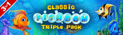 Classic Fishdom Triple Pack screenshot