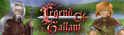 Legend of Gallant screenshot