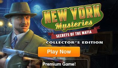New York Mysteries: Secrets of the Mafia Collector's Edition