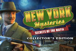 Download New York Mysteries: Secrets of the Mafia Collector's Edition Game