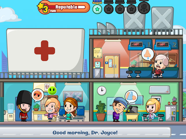 Doctor Life large screenshot