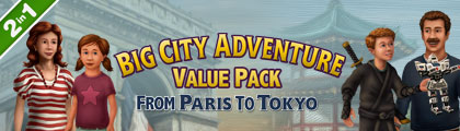 Big City Adventure Value Pack - From Paris to Tokyo screenshot