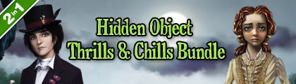 Hidden Object Thrills & Chills Bundle screenshot