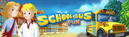 School Bus Fun screenshot