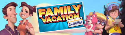 Family Vacation California screenshot