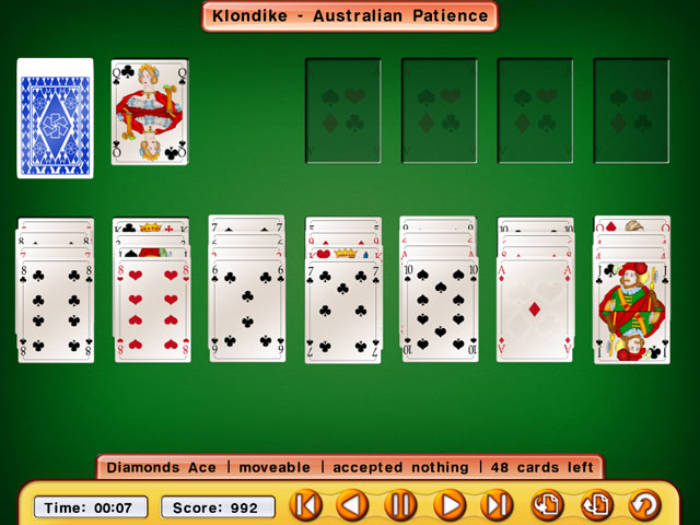 Absolute Solitaire Pro large screenshot