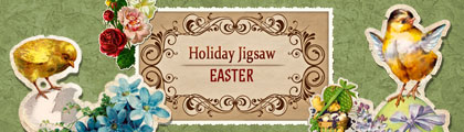 Holiday Jigsaw EASTER screenshot