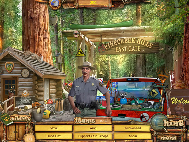 Vacation Adventures: Park Ranger 2 large screenshot