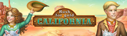 Rush for Gold: California screenshot