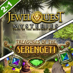Treasures of the Serengeti with Jewel Quest Mysteries 2