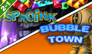 Bubble Town with Sproink