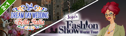 Dream Day Wedding 6 with JoJo's Fashion Show 3 screenshot
