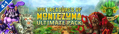 The Treasures of Montezuma Ultimate Pack screenshot