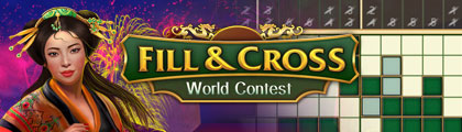 Fill & Cross: World Contest screenshot