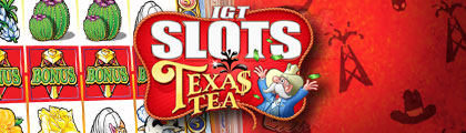 IGT Slots: Texas Tea screenshot