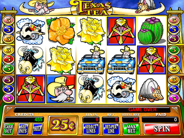 IGT Slots: Texas Tea large screenshot