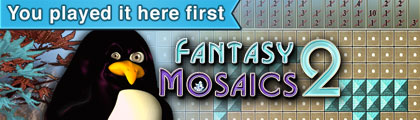 Fantasy Mosaics 2 screenshot