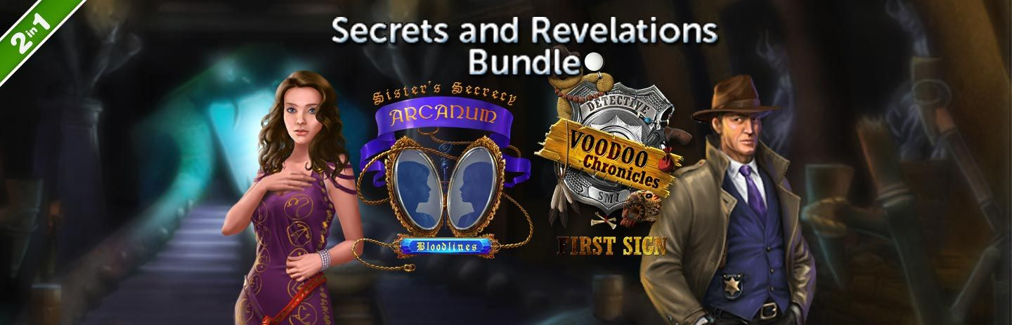 Secrets and Revelations Bundle