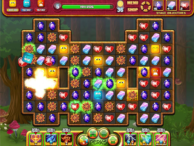 Disharmony Blocks 2 large screenshot
