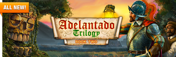 Adelantado Trilogy. Book Two