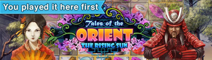 Tales of the Orient: The Rising Sun screenshot