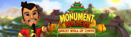Monument Builders: Great Wall of China screenshot