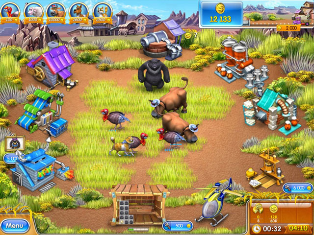 Farm Frenzy Mega Pack large screenshot