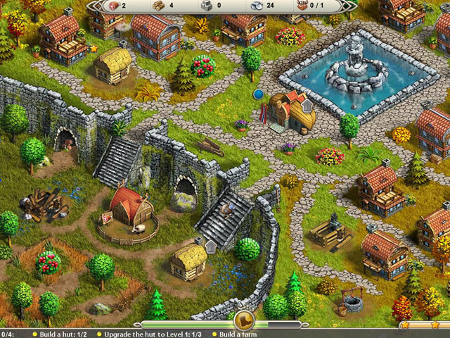 Viking Saga 2 large screenshot