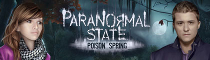 Paranormal State: Poison Spring screenshot