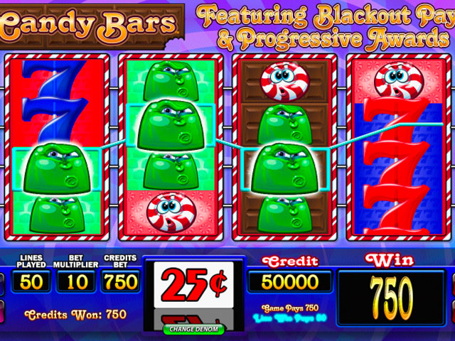 IGT Slots: Candy Bars large screenshot
