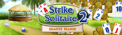 Strike Solitaire 2 screenshot