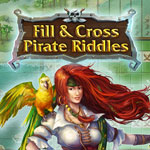 Fill and Cross: Pirates Riddles