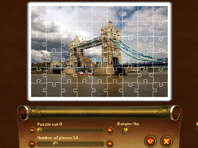Royal Jigsaw 2 large screenshot