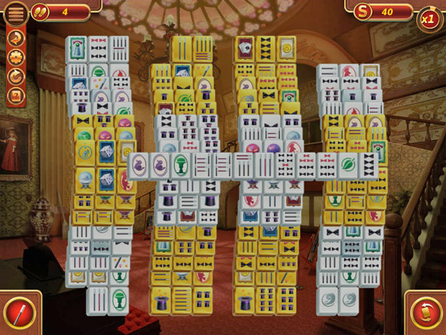 Hoyle Illusions Mahjongg large screenshot