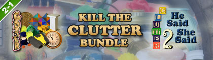 Kill the Clutter Bundle screenshot