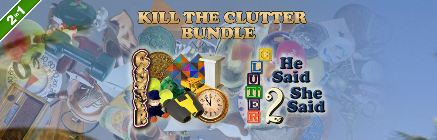 Kill the Clutter Bundle