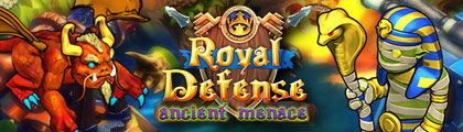 Royal Defense: Ancient Menace screenshot