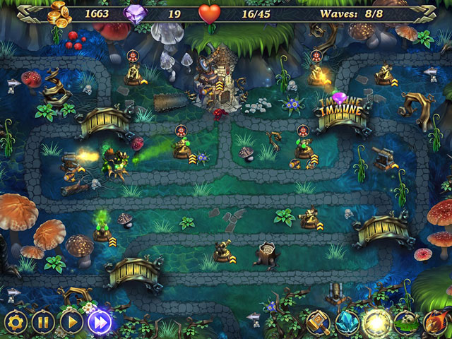 Royal Defense: Ancient Menace large screenshot