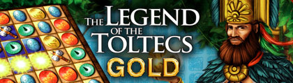 The Legend of the Toltecs Gold screenshot