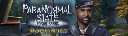 Paranormal State: Poison Spring Collector's Edition screenshot