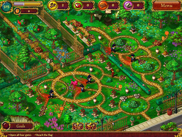 Gardens Inc. 2 - The Road to Fame Platinum Edition large screenshot