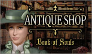 Antique Shop - Book of Souls