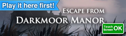 Escape from Darkmoor Manor screenshot